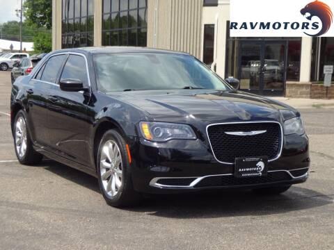 2017 Chrysler 300 for sale at RAVMOTORS 2 in Crystal MN