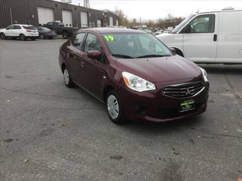 2019 Mitsubishi Mirage G4 for sale at SHAKER VALLEY AUTO SALES - Late Models in Enfield NH