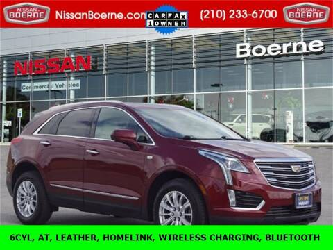 2018 Cadillac XT5 for sale at Nissan of Boerne in Boerne TX