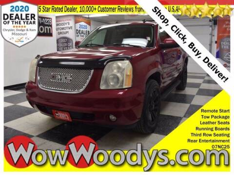 2007 GMC Yukon XL for sale at WOODY'S AUTOMOTIVE GROUP in Chillicothe MO