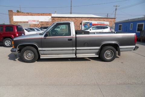 1993 Chevrolet C/K 1500 Series for sale at Paris Fisher Auto Sales Inc. in Chadron NE