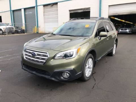2016 Subaru Outback for sale at Adams Auto Group Inc. in Charlotte NC