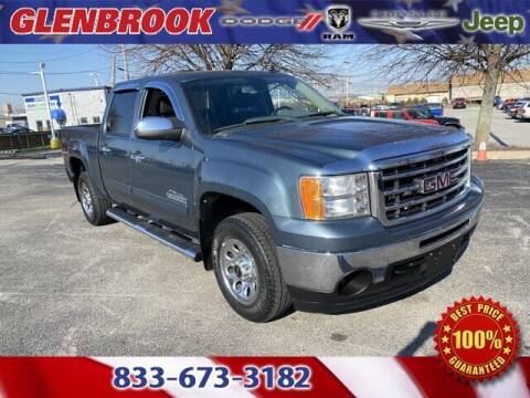 2012 GMC Sierra 1500 for sale at Glenbrook Dodge Chrysler Jeep Ram and Fiat in Fort Wayne IN