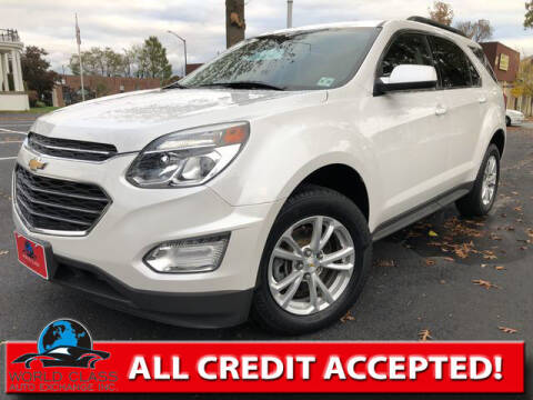 2017 Chevrolet Equinox for sale at World Class Auto Exchange in Lansdowne PA