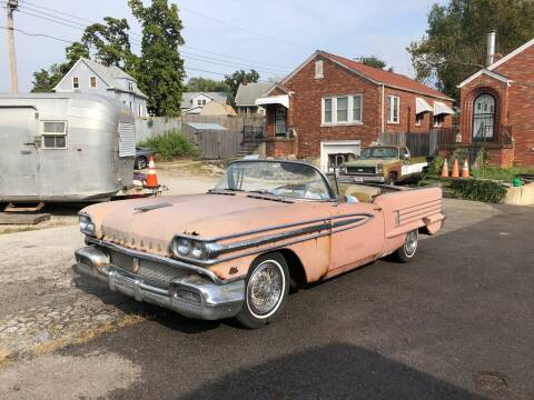 1958 Oldsmobile Nintyeight for sale at Kneezle Auto Sales in Saint Louis MO