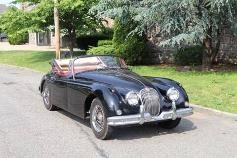 1959 Jaguar XK150 for sale at Gullwing Motor Cars Inc in Astoria NY