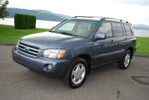2007 Toyota Highlander for sale at New Milford Motors in New Milford CT
