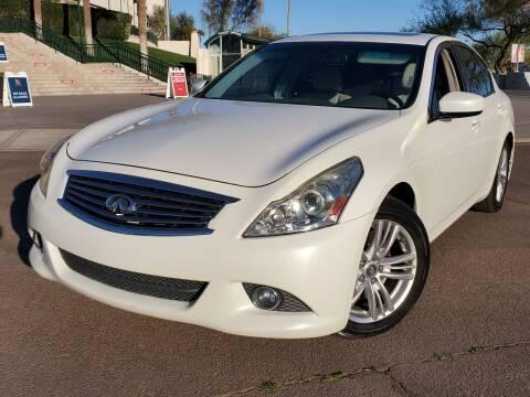 2013 Infiniti G37 Sedan for sale at Arizona Auto Resource in Tempe AZ
