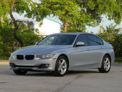 2014 BMW 3 Series for sale at DK Auto Sales in Hollywood FL
