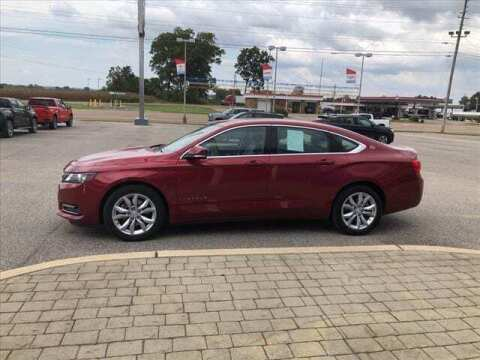 2018 Chevrolet Impala for sale at Herman Jenkins Used Cars in Union City TN