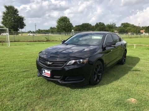 2015 Chevrolet Impala for sale at LA PULGA DE AUTOS in Dallas TX