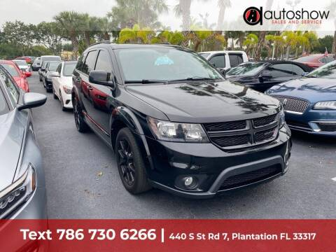 2014 Dodge Journey for sale at AUTOSHOW SALES & SERVICE in Plantation FL