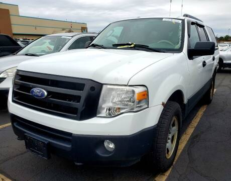 2010 Ford Expedition for sale at MEE Enterprises Inc in Milford MA