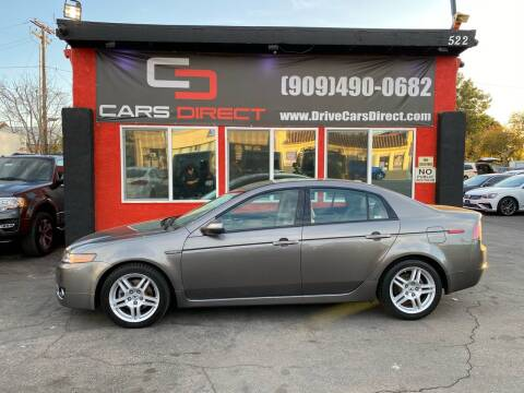 2007 Acura TL for sale at Cars Direct in Ontario CA