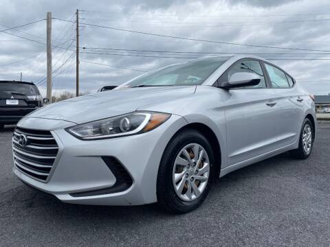 2017 Hyundai Elantra for sale at Clear Choice Auto Sales in Mechanicsburg PA