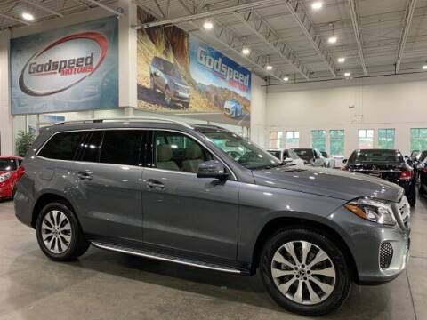 2018 Mercedes-Benz GLS for sale at Godspeed Motors in Charlotte NC