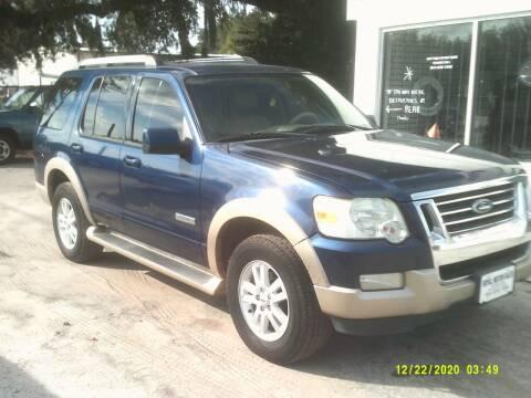 2007 Ford Explorer for sale at ROYAL MOTOR SALES LLC in Dover FL