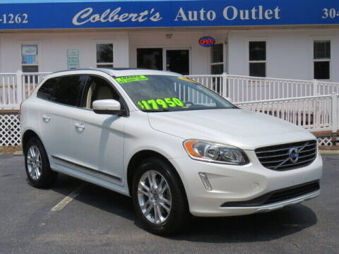 2015 Volvo XC60 for sale at Colbert's Auto Outlet in Hickory NC