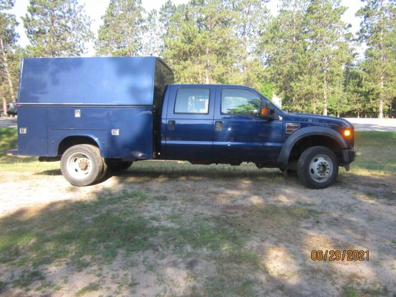 2008 Ford F-450 Super Duty for sale at SUNNYBROOK USED CARS in Menahga MN