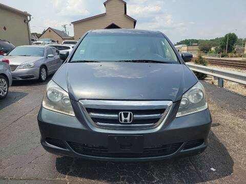 2006 Honda Odyssey for sale at Discovery Auto Sales in New Lenox IL