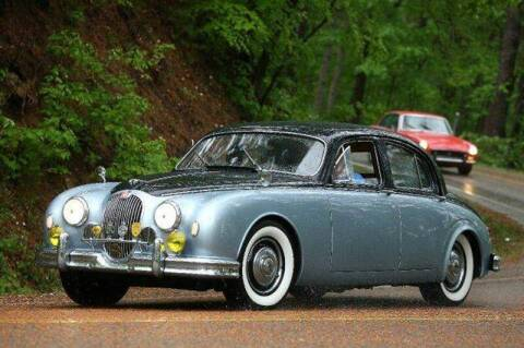 1958 Jaguar Mark I for sale at Vintage Motor Cars LLC in Rossville GA