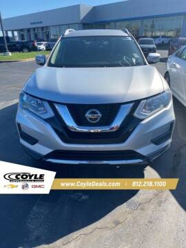 2018 Nissan Rogue for sale at COYLE GM - COYLE NISSAN - New Inventory in Clarksville IN