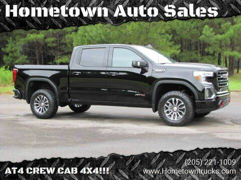 2021 GMC Sierra 1500 for sale at Hometown Auto Sales - Trucks in Jasper AL