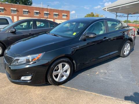 2015 Kia Optima for sale at All American Autos in Kingsport TN