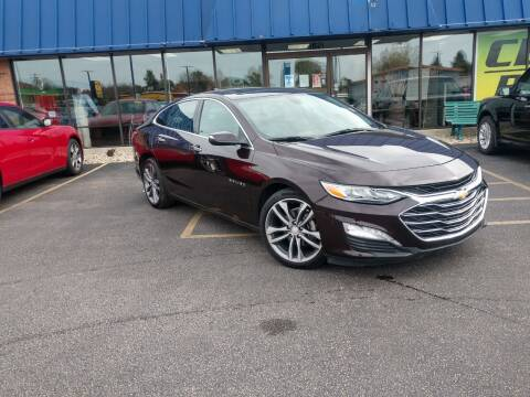2020 Chevrolet Malibu for sale at CITY SELECT MOTORS in Galesburg IL