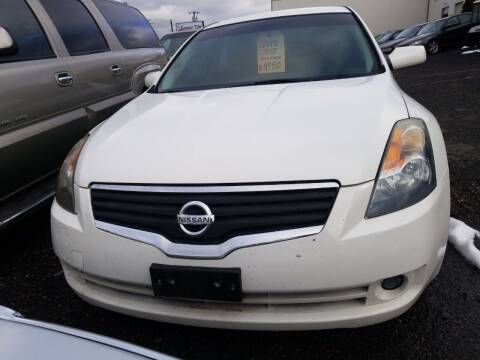 2009 Nissan Altima for sale at 2 Way Auto Sales in Spokane Valley WA