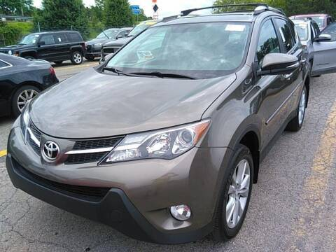 2014 Toyota RAV4 for sale at Great Lakes Classic Cars & Detail Shop in Hilton NY