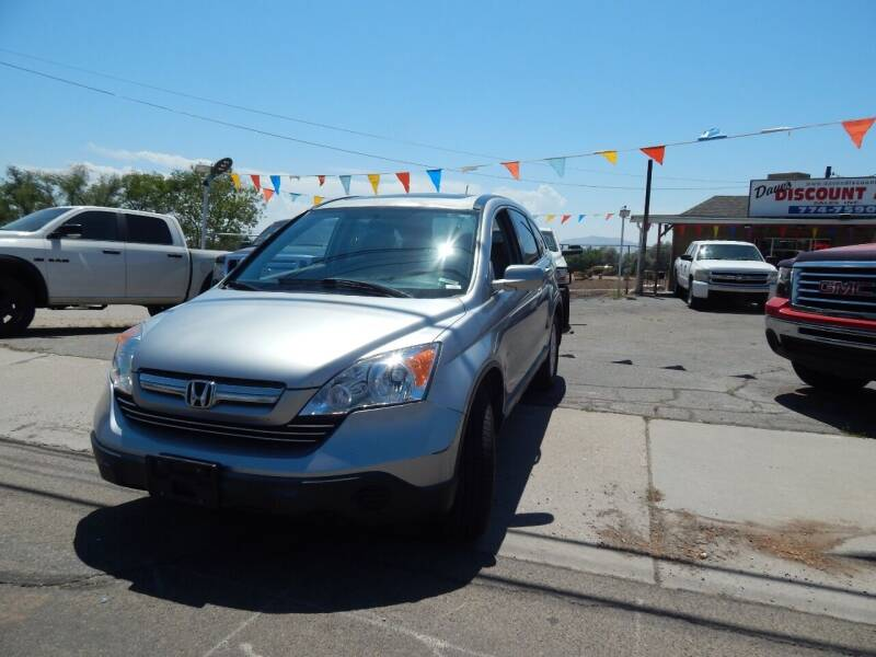 2007 Honda CR-V for sale at Dave's discount auto sales Inc in Clearfield UT