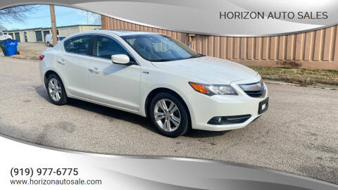 2014 Acura ILX for sale at Horizon Auto Sales in Raleigh NC