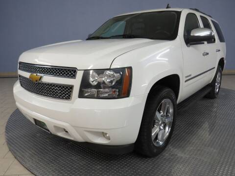 2013 Chevrolet Tahoe for sale at Hagan Automotive in Chatham IL