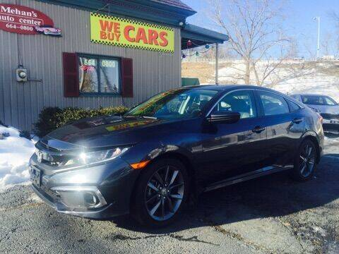 2019 Honda Civic for sale at Mehan's Auto Center in Mechanicville NY