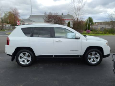 2015 Jeep Compass for sale at R C Motors in Lunenburg MA