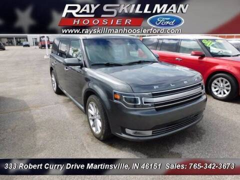 2017 Ford Flex for sale at Ray Skillman Hoosier Ford in Martinsville IN
