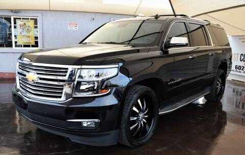 2015 Chevrolet Suburban for sale at 1st Class Motors in Phoenix AZ