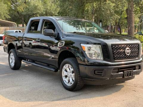 2016 Nissan Titan XD for sale at AWESOME CARS LLC in Austin TX