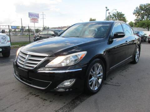 2012 Hyundai Genesis for sale at Express Auto Sales in Lexington KY