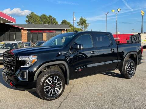 2021 GMC Sierra 1500 for sale at Modern Automotive in Boiling Springs SC