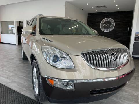 2008 Buick Enclave for sale at Evolution Autos in Whiteland IN