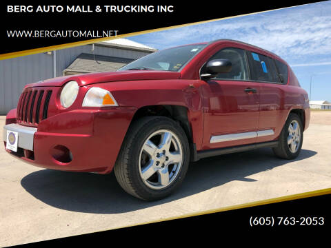 2007 Jeep Compass for sale at BERG AUTO MALL & TRUCKING INC in Beresford SD