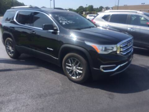 2019 GMC Acadia for sale at McCully's Automotive - Trucks & SUV's in Benton KY