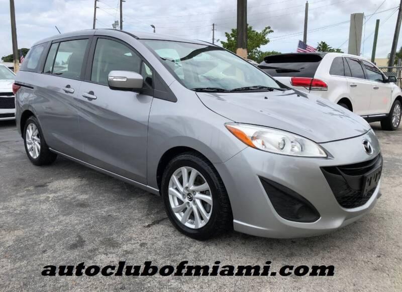 2015 Mazda MAZDA5 for sale in Miami, FL