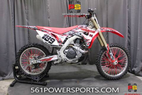 2018 Honda CRF450R for sale at Powersports of Palm Beach in Hollywood FL