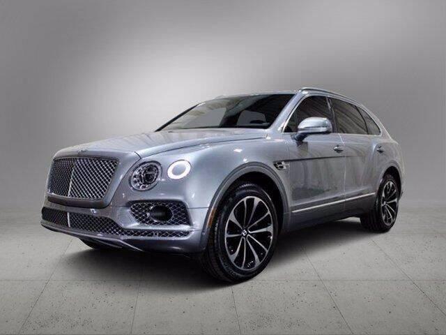 2018 Bentley Bentayga for sale in Troy, MI