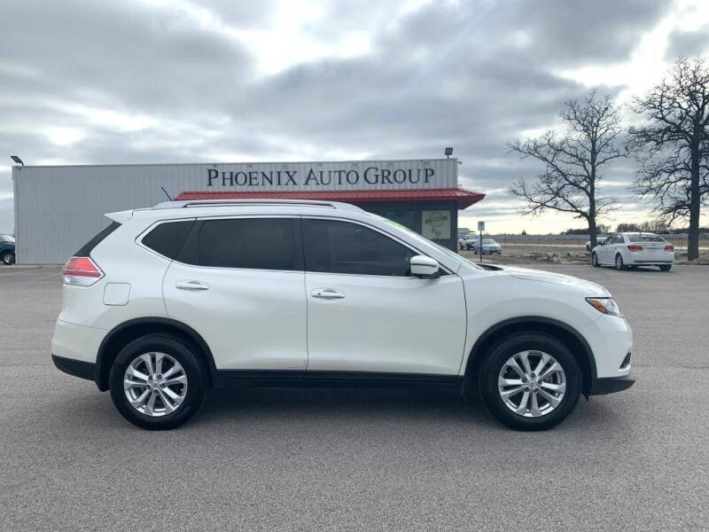 2016 Nissan Rogue for sale at PHOENIX AUTO GROUP in Belton TX