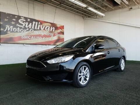 2016 Ford Focus for sale at SULLIVAN MOTOR COMPANY INC. in Mesa AZ