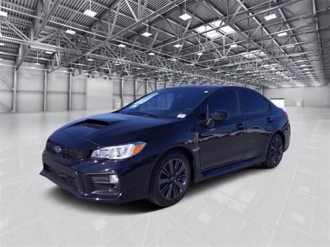 2020 Subaru WRX for sale at Camelback Volkswagen Subaru in Phoenix AZ